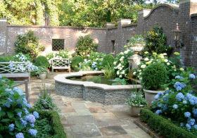 典雅欧式花园欣赏