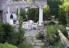 清新欧式花园美图