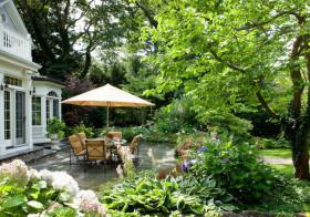 清新欧式花园欣赏