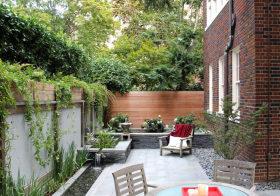 清新美式花园欣赏