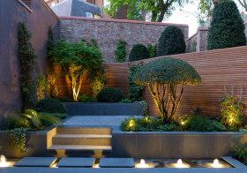 别致现代花园设计