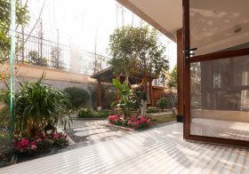 馥郁日式花园设计