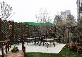 幽雅现代花园设计