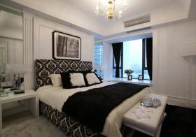 现代卧室飘窗美图欣赏