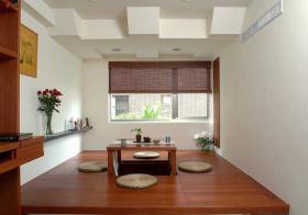 日式简约榻榻米装修设计图