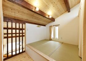 木质清新榻榻米设计美图