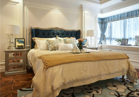 温馨欧式卧室设计效果