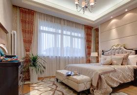 浪漫欧式卧室设计风格