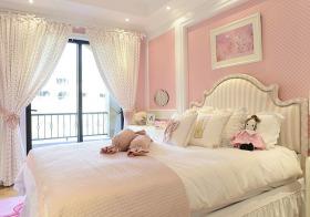 可爱田园卧室设计效果