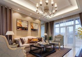 大气欧式客厅设计欣赏
