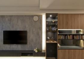 现代墙面收纳设计