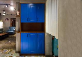 个性地中海风格鞋柜装修设计