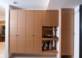 现代风格鞋柜装修设计
