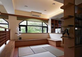 木质朴素榻榻米装修设计