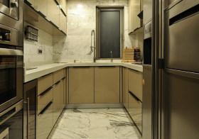 大理石现代厨房设计美图