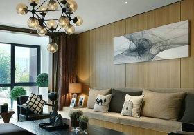 艺术现代客厅设计美图