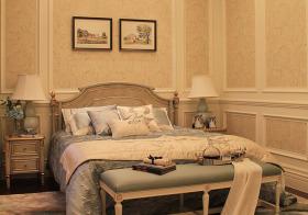 质感欧式卧室设计风格