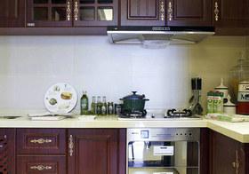 美式厨房设计美图欣赏