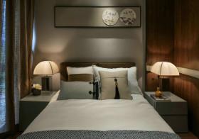 格调新中式卧室装修设计