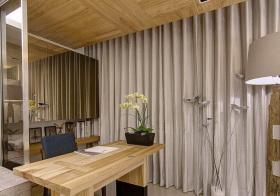 极简北欧书房设计