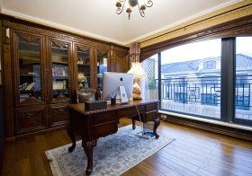 中式书房装修欣赏