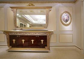 特色欧式浴室柜设计