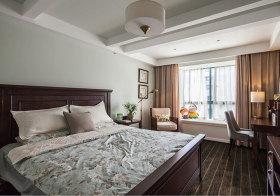浪漫美式卧室装修设计