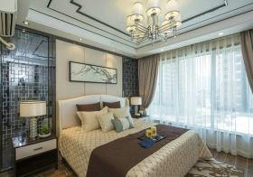 新中式卧室装修设计风格