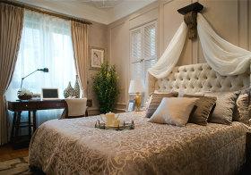 典雅欧式卧室装修设计