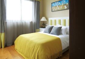 小清新宜家卧室装修效果