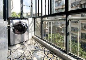 实用现代阳台设计美图