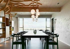 北欧餐厅装修设计