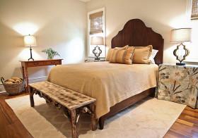 典雅美式卧室设计欣赏