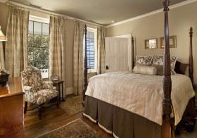 复古欧式卧室设计效果