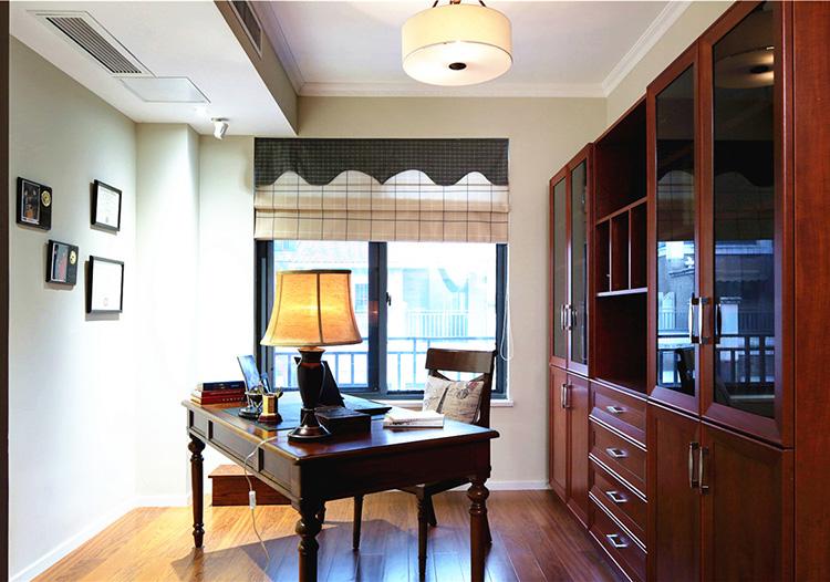 极简中式书房设计