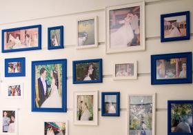 简约照片墙装修设计