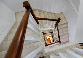 简欧风格楼梯装修设计