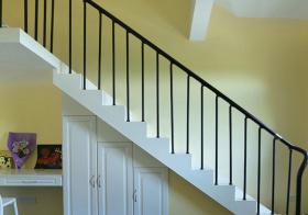 清新简约风格楼梯装修设计