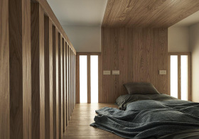 木质清新榻榻米装修设计