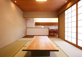木质榻榻米装修美图欣赏
