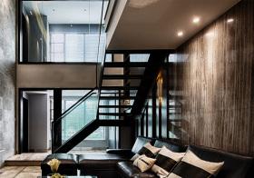 格调现代风格楼梯装修设计