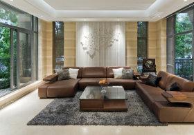 大气现代客厅设计效果
