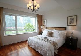 小户型简约卧室装修实拍