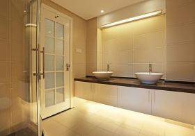 简约浴室柜装修设计