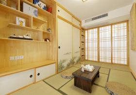 日式书房装修美图