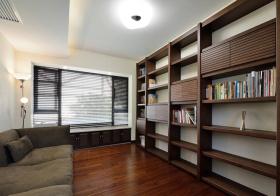 新古典书房装修欣赏