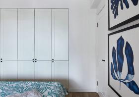 清新北欧风格衣柜装修设计