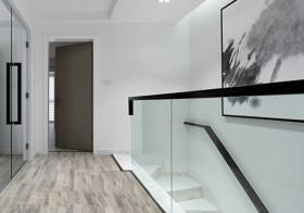 韵味现代风格楼梯装修设计
