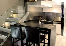 质感现代风格吧台装修设计