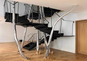 后现代异世界破坏性楼梯